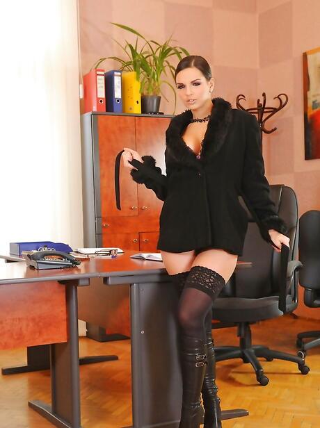 Mature Secretary Pictures