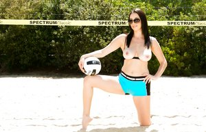 Mature on the Beach Pictures