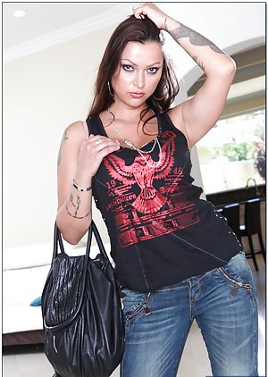 Mature in Jeans Pictures