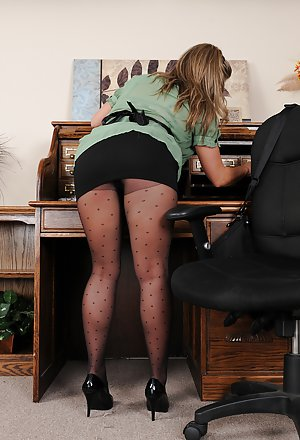 Mature Secretary Pictures