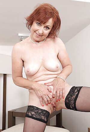 Redhead Mature Pictures