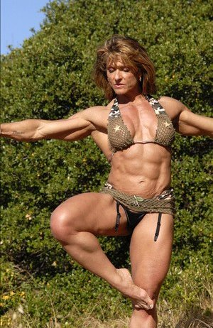 Mature Bodybuilder Pictures