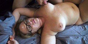 Cum on Tits Mature Pictures